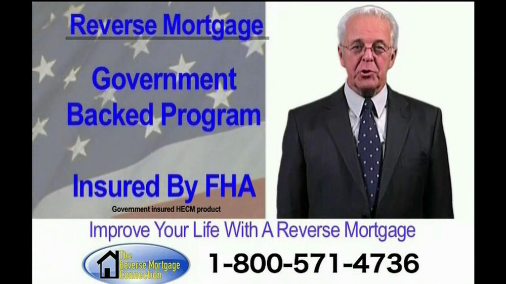 The Reverse Mortgage Connection TV Spot  - Screenshot 9