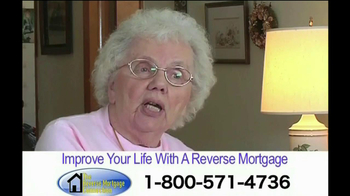 The Reverse Mortgage Connection TV Spot  - Thumbnail 1