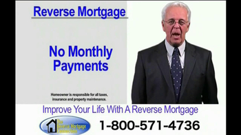 The Reverse Mortgage Connection TV Spot  - Thumbnail 3