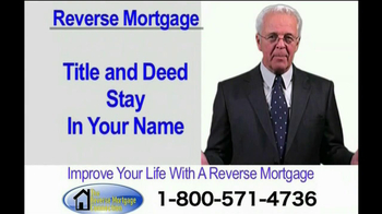 The Reverse Mortgage Connection TV Spot  - Thumbnail 7