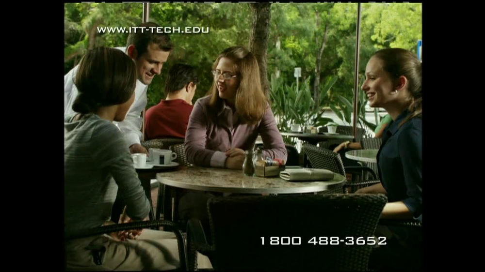ITT Technical Institute TV Spot For Life Is Too Short - Screenshot 1