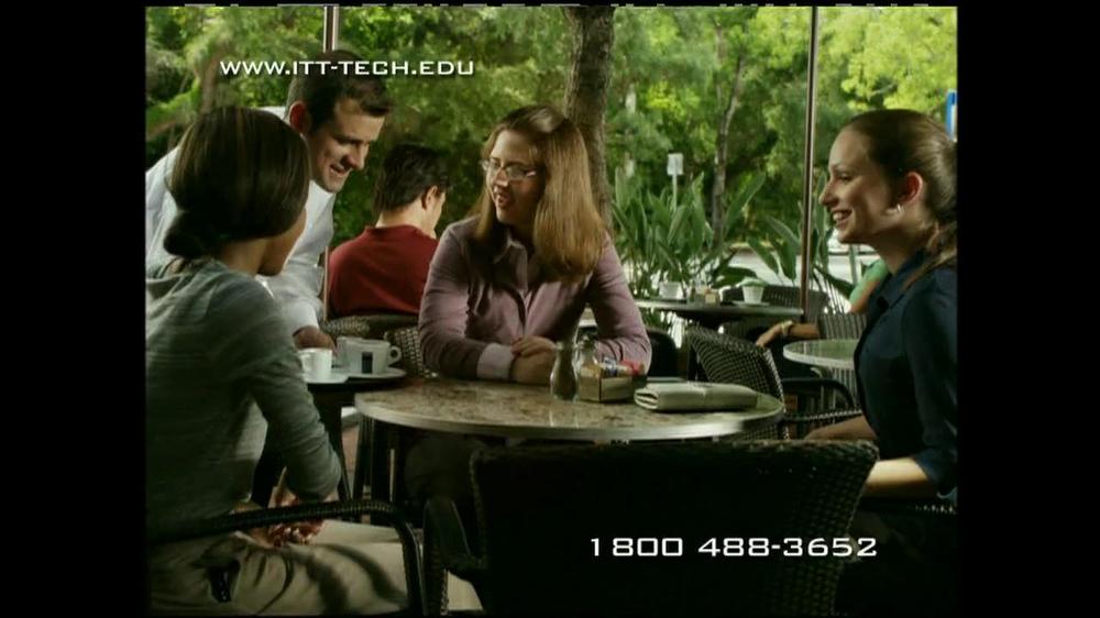 ITT Technical Institute TV Spot For Life Is Too Short - Screenshot 1