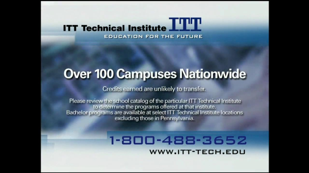 ITT Technical Institute TV Spot For Life Is Too Short - Screenshot 10