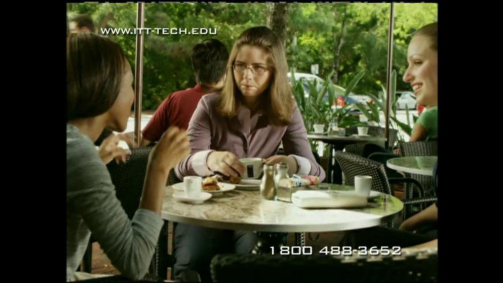 ITT Technical Institute TV Spot For Life Is Too Short - Screenshot 2
