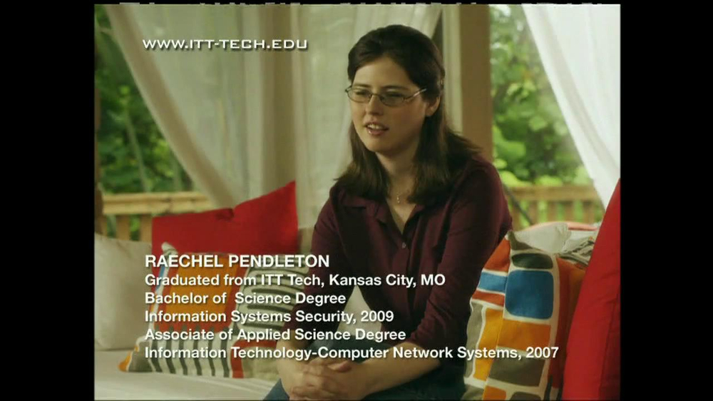 ITT Technical Institute TV Spot For Life Is Too Short - Screenshot 3