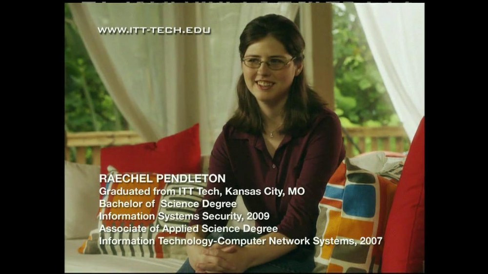 ITT Technical Institute TV Spot For Life Is Too Short - Screenshot 4