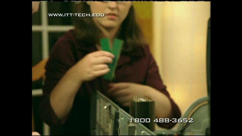 ITT Technical Institute TV Spot For Life Is Too Short - Screenshot 5