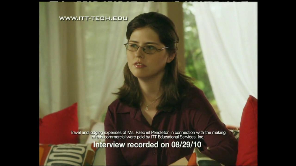 ITT Technical Institute TV Spot For Life Is Too Short - Screenshot 6