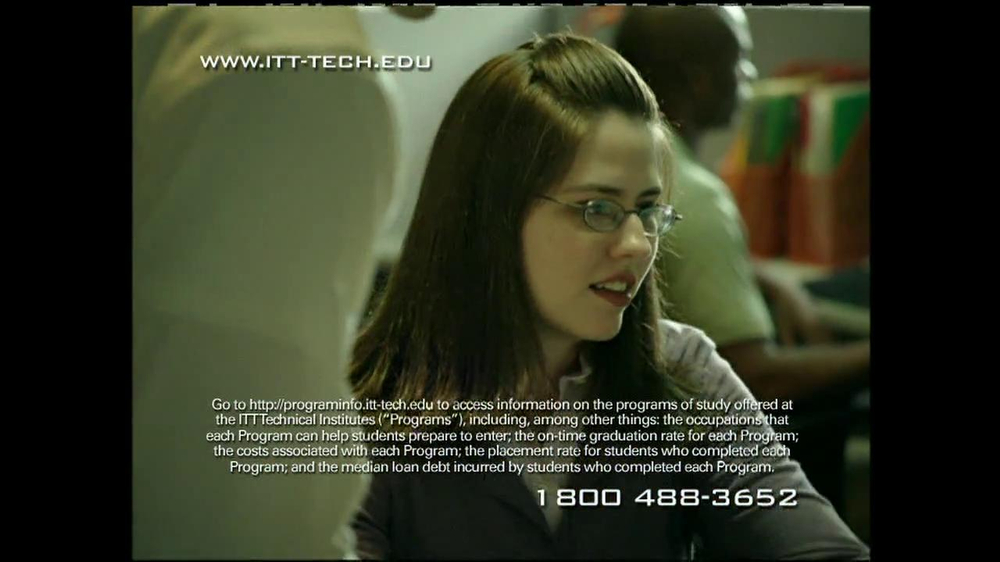 ITT Technical Institute TV Spot For Life Is Too Short - Screenshot 7