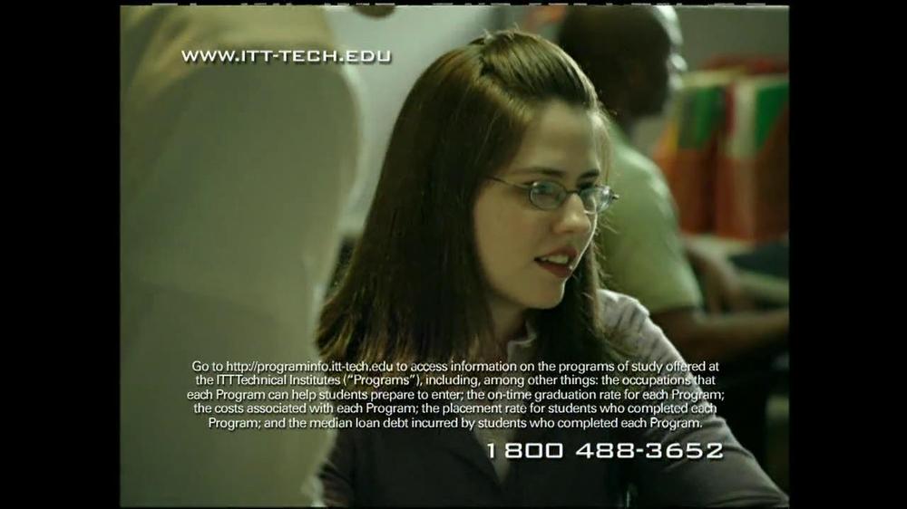 ITT Technical Institute TV Spot For Life Is Too Short - Screenshot 7
