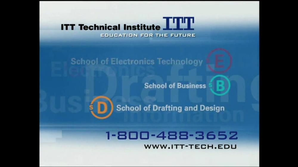 ITT Technical Institute TV Spot For Life Is Too Short - Screenshot 9
