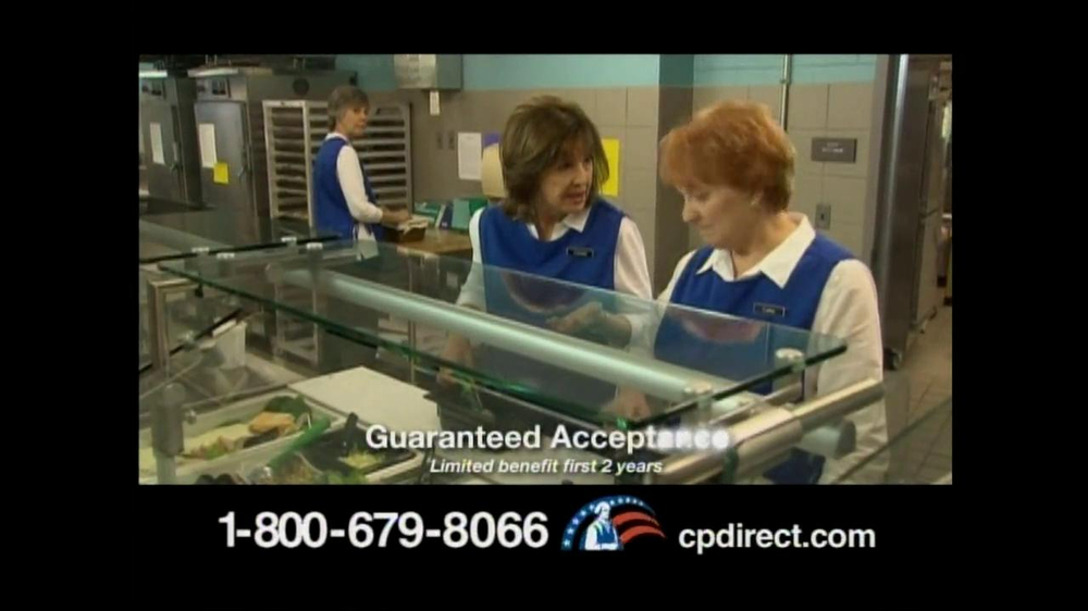 Colonial Penn TV Spot For Life Insurance - Screenshot 3