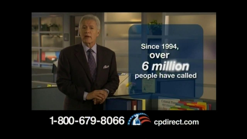 Colonial Penn TV Spot For Life Insurance - Screenshot 8