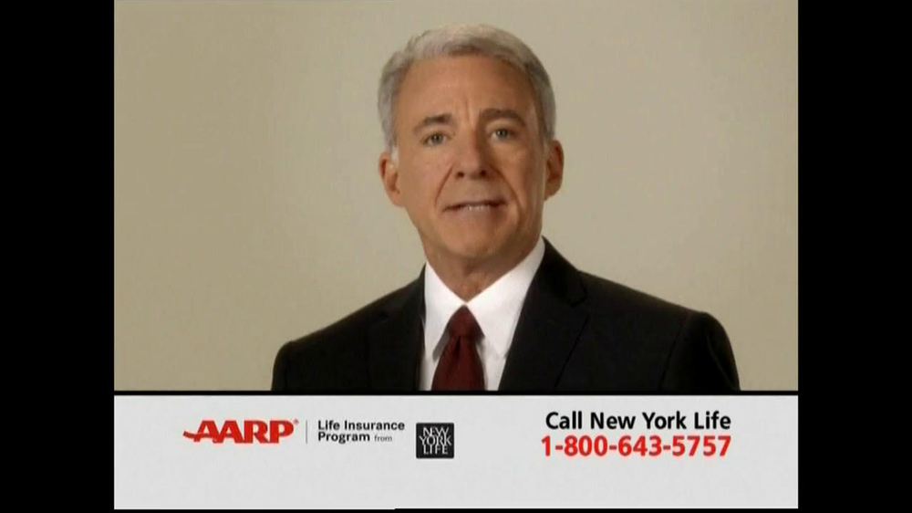 AARP TV Spot For Level Benefit Term Life Insurance - Screenshot 1