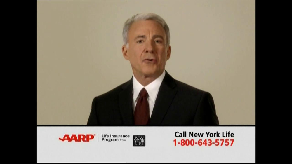 AARP TV Spot For Level Benefit Term Life Insurance - Screenshot 3