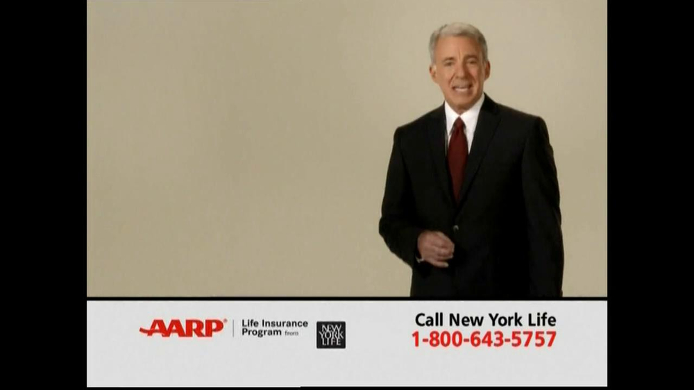 AARP TV Spot For Level Benefit Term Life Insurance - Screenshot 4