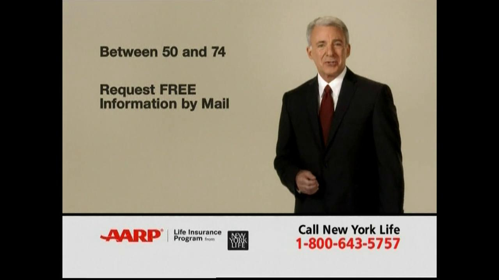 AARP TV Spot For Level Benefit Term Life Insurance - Screenshot 5