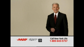 AARP TV Spot For Level Benefit Term Life Insurance - Thumbnail 4