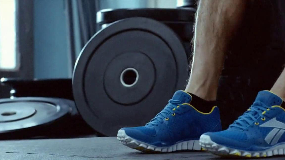 Reebok TV Spot For RealFlex Crossfit Shoes - Screenshot 8