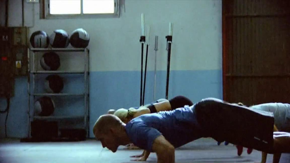 Reebok TV Spot For RealFlex Crossfit Shoes - Screenshot 1
