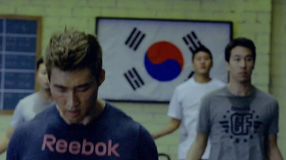 Reebok TV Spot For RealFlex Crossfit Shoes - Screenshot 4