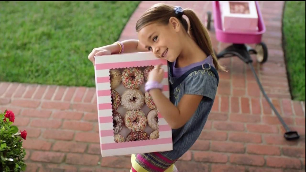 Special K Protein Cereal TV Spot, 'Doughnut Willpower' - Screenshot 5