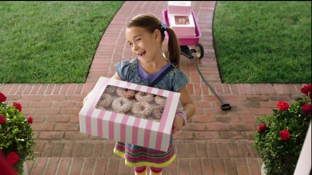 Special K Protein Cereal TV Spot, 'Doughnut Willpower' - Screenshot 6