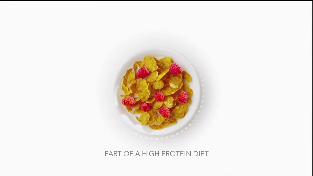 Special K Protein Cereal TV Spot, 'Doughnut Willpower' - Screenshot 8