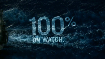 U.S. Navy TV Spot For 100% Watch