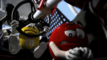 M&M's TV Spot Featuring Kyle Busch - 6 commercial airings