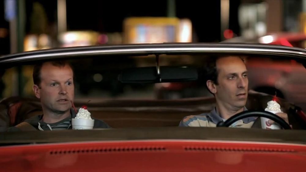 Sonic Drive-In TV Spot, 'Half-Price Shakes After 8 PM' - Screenshot 2