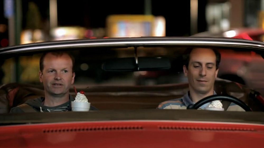 Sonic Drive-In TV Spot, 'Half-Price Shakes After 8 PM' - Screenshot 6