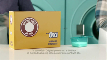 Gain Detergent TV Spot, 'Revolving Door' - Thumbnail 2