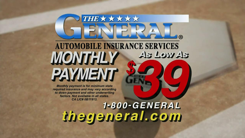 The General Car Insurance: The General TV Commercial, 'Baseball Penguin'