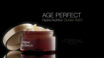 L'Oreal Age Perfect Hydra-Nutrition Golden Balm TV Spot Feat. Diane Keaton - Thumbnail 2