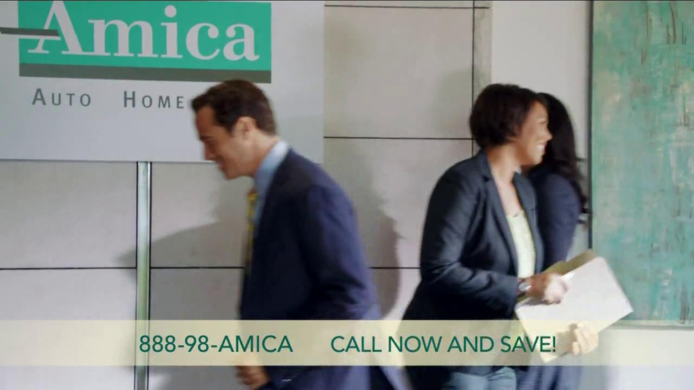 Amica insurance tv commercial 39 finding the right for Is amica insurance good