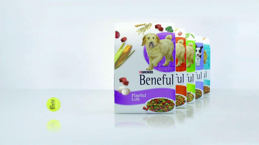 Beneful Dog Food Commercial