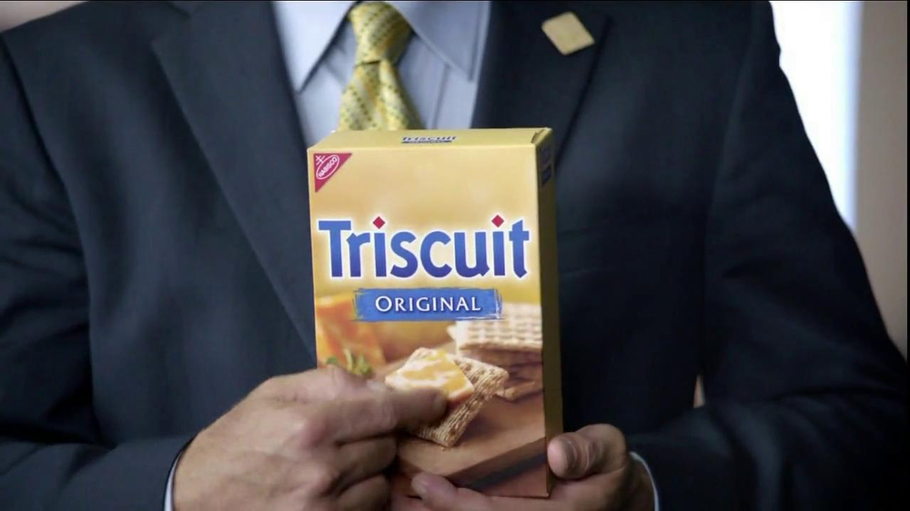 Triscuit TV Spot For Toppers Tantrum - Screenshot 5