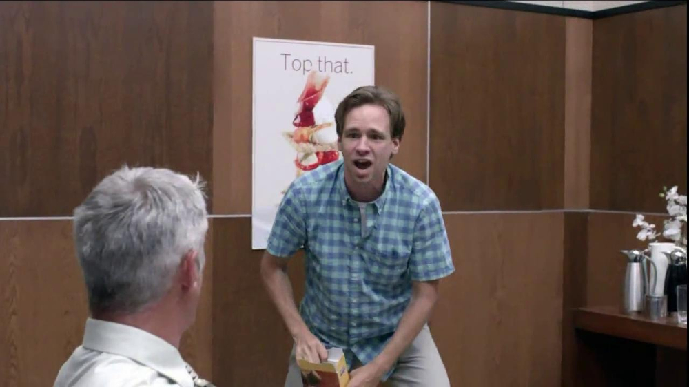 Triscuit TV Spot For Toppers Tantrum - Screenshot 6