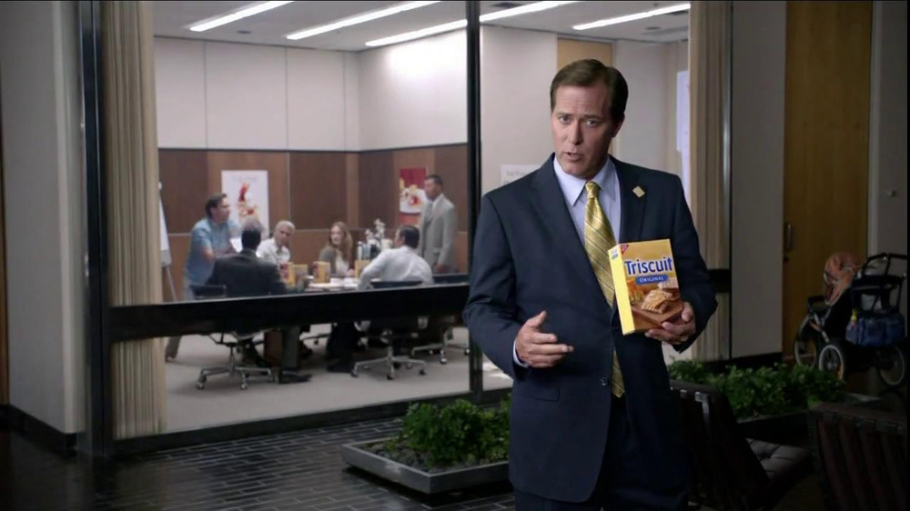 Triscuit TV Spot For Toppers Tantrum - Screenshot 7