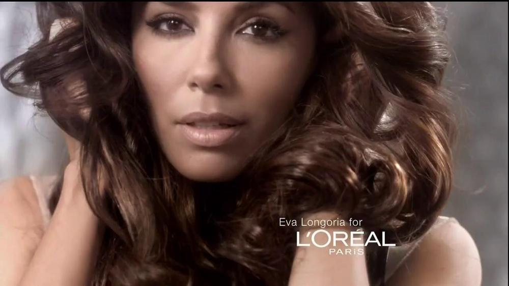 L'Oreal EverCreme Moisture System TV Spot Featuring Eva Longoria - Screenshot 1