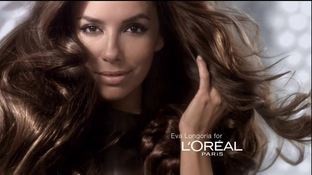 L'Oreal EverCreme Moisture System TV Spot Featuring Eva Longoria - Screenshot 2
