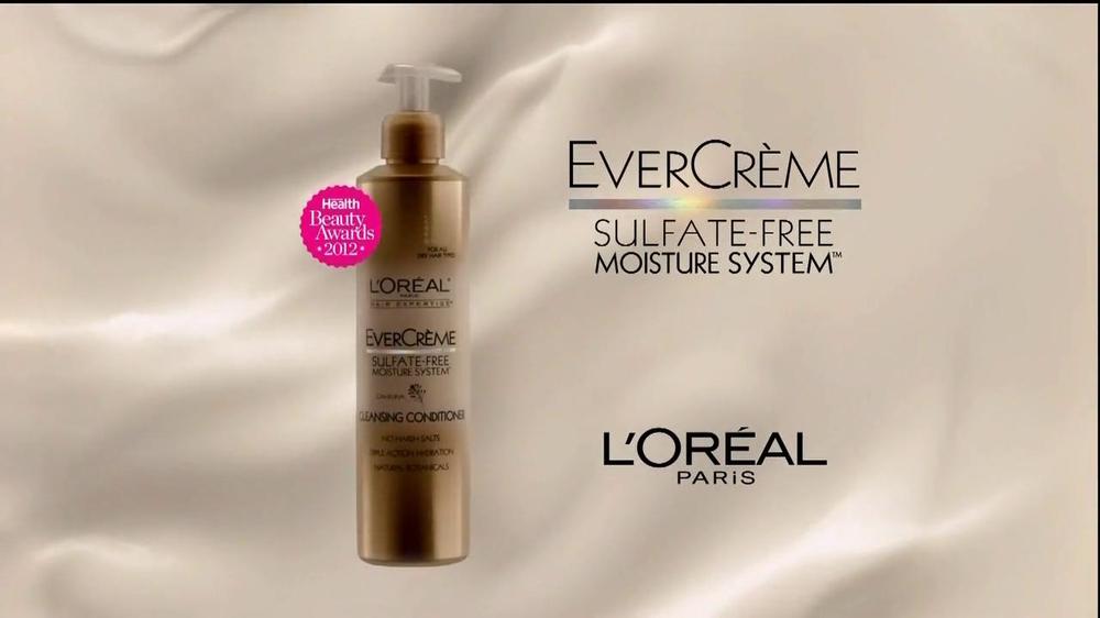L'Oreal EverCreme Moisture System TV Spot Featuring Eva Longoria - Screenshot 5