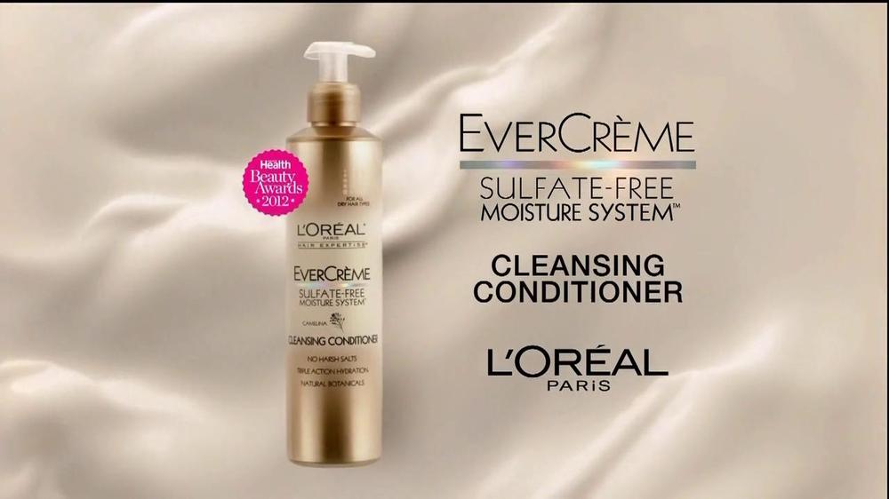 L'Oreal EverCreme Moisture System TV Spot Featuring Eva Longoria - Screenshot 6