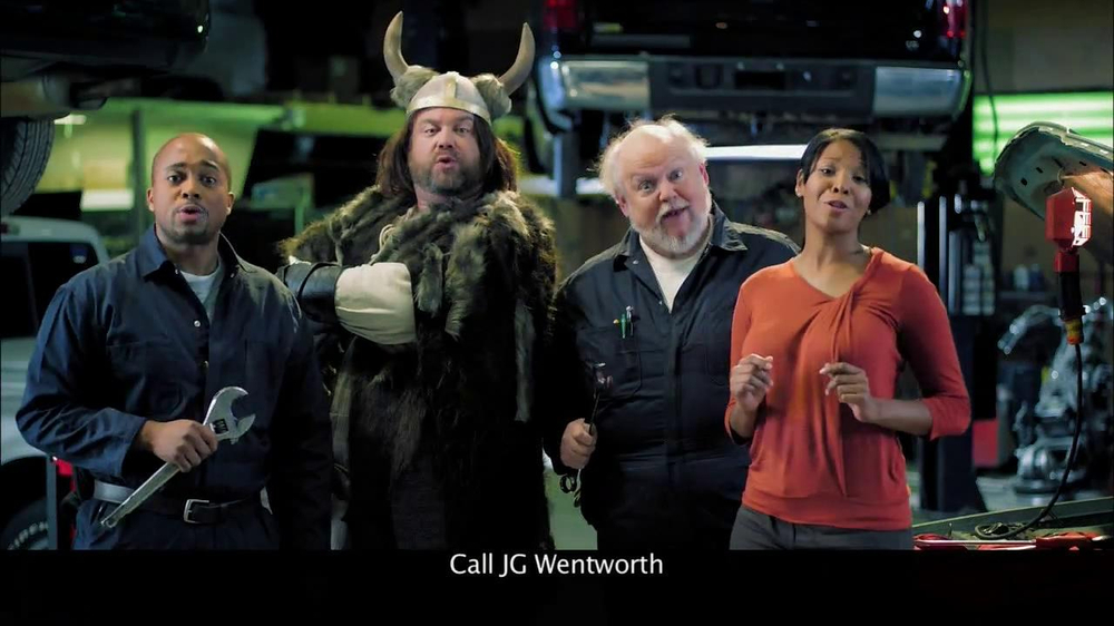 J.G. Wentworth TV Commercial For Cash Now - iSpot.tv