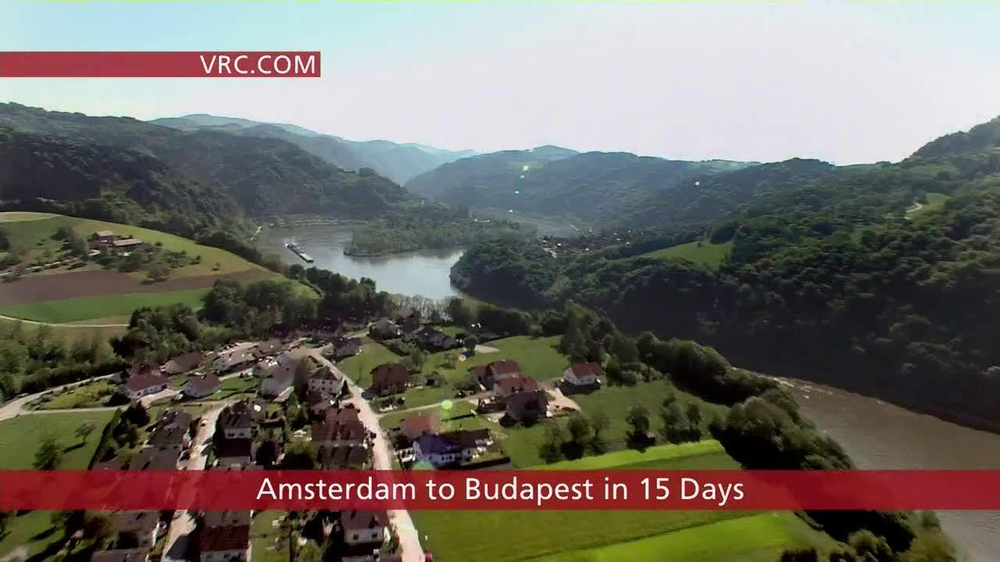 Viking River Cruises Tv Commercial For Amsterdam To