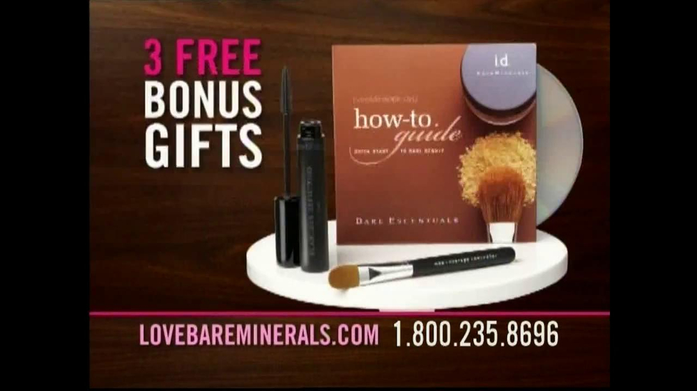 Bare Minerals TV Spot, 'Exclusive TV Offer' - Screenshot 3