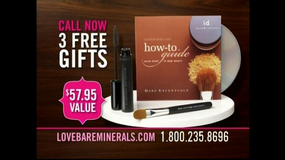 Bare Minerals TV Spot, 'Exclusive TV Offer' - Screenshot 6