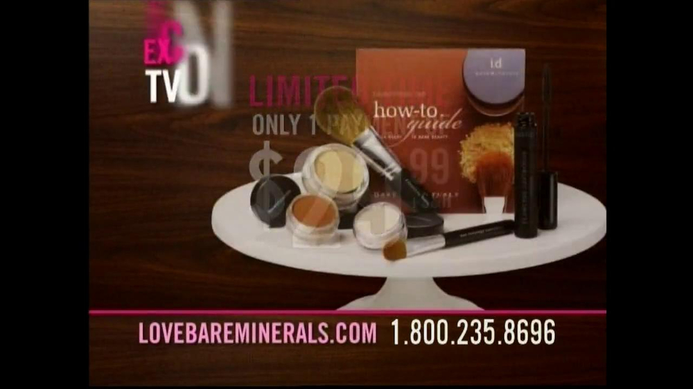 Bare Minerals TV Spot, 'Exclusive TV Offer' - Screenshot 8
