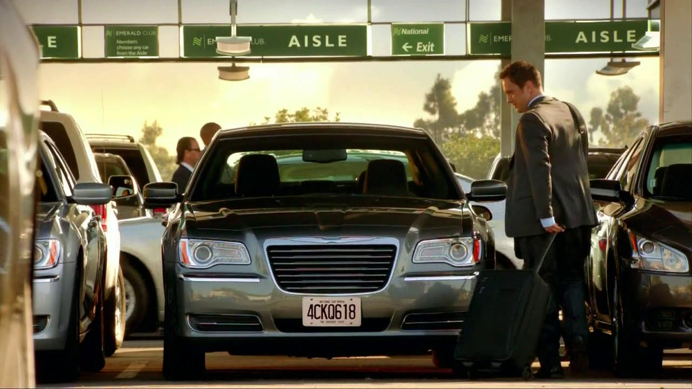 National Car Rental Tv Commercial Mix Business With